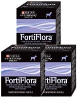 Purina Diet FortiFlora Nutritional Supplement For Dogs 30/pk Pack of $ 59.99