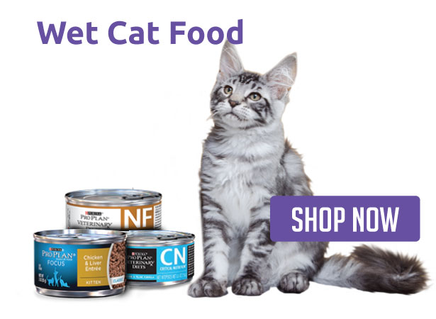 Shop All Purina Wet Cat Food