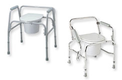 Shop for Medline Commodes at ADW Diabetes