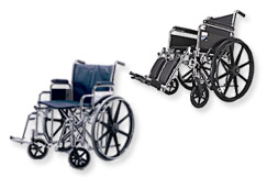 Shop for Medline wheelchairs at ADW Diabetes