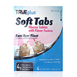 TRUEplus Glucose Tabs Flavor Fusions Root Beer Float 4ct - Case of 72