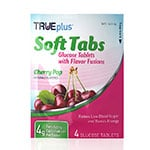 TRUEplus Glucose Tabs Flavor Fusions Cherry Pop 4ct - Case of 72