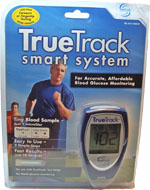 True Track Smart System Diabetes Meter Kit Blood Glucose System $ 7.99