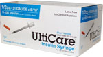 UltiCare Insulin Syringes