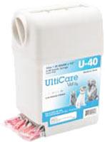 UltiGuard VetRx U-40 1/2 cc