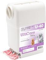 UltiGuard UltiCare U-40 Pet Insulin Syringes 29G 3/10cc 1/2