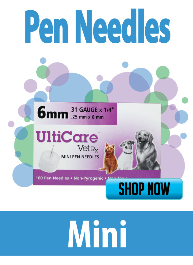 Ulticare VetRx Mini Pen Needles