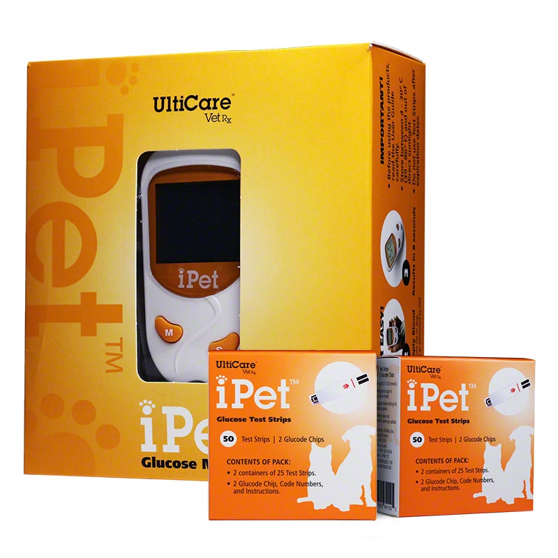 UltiCare Pet Diabetes Meter and Strips