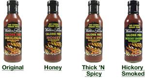 Walden Farms Barbecue Sauces