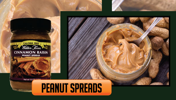 Walden Farms Peanut Spreads