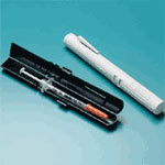 Wright Prefilled Syringe Carrying Case - Pack of 2