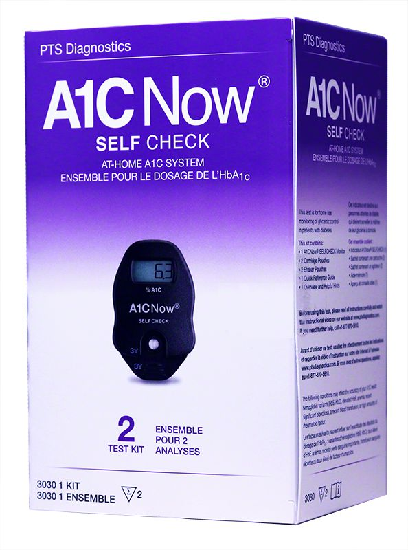 prediabetes A1C test