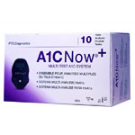 A1CNow Plus Multi Test A1C System - 10 Tests thumbnail