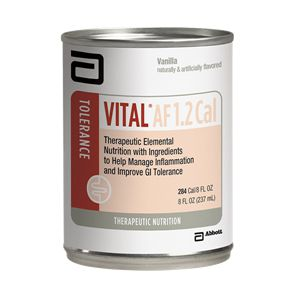 Abbott Vital AF 1.2 Cal Therapeutic Nutrition Vanilla 8oz Case of 24