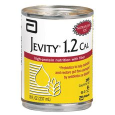 Abbott Jevity 1.2 Cal High Protein w/Fiber & NutraFlora 1500ml 6-Pack