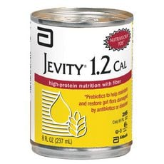 Abbott Jevity 1.2 Cal High Protein w/Fiber & NutraFlora 1000ml 8-Pack