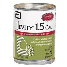 Abbott Jevity 1.5 Cal High Protein w/Fiber Institutional 1500ml Each