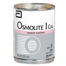 Abbott Osmolite 1 Cal High Protein Ready To Hang 1500ml Case of 6