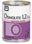 Abbott Osmolite 1.2 Cal Ready To Hang Institutional Case of 8