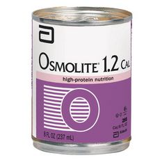 Abbott Osmolite 1.2 Cal Ready To Hang Institutional Case of 8
