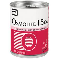 Abbott Osmolite 1.5 Cal High Protein High Calorie 1000ml Case of 8