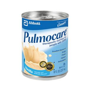 Abbott Pulmocare Nutrition Institutional 1L Ready To Hang Case of 8