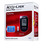 Accu-Chek Aviva Plus Blood Glucose Monitoring System thumbnail