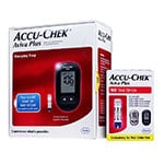 Accu-Chek Aviva Plus Diabetes Monitoring System Combo (meter, strips) thumbnail