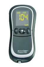 Accu-Chek Compact Blood Glucose Monitor