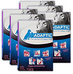 Adaptil Ceva Collar For Puppies & Small Dogs Pack of 6
