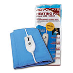Advocate Diabetic-Friendly Moist & Dry Heating Pad 12 x 24 in King Size