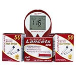 Free Advocate Redi-Code Plus Meter w/Purchase of 100 Strips & Lancets thumbnail