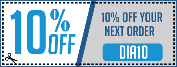 10% off your next order! - DIA10