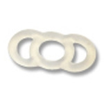 ADW Diabetes Universal Silicone Tension Ring - Size 9