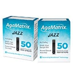 AgaMatrix Jazz Test Strips - 100ct
