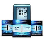 Free Presto Meter with purchase of Presto Test Strips & Lancets 100ct thumbnail