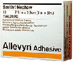 Smith and Nephew Allevyn Adhesive Dressing 66000046 3-Pack