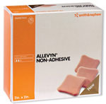 Smith and Nephew Allevyn Foam Dressing 2in x 2in 66027643 3-Pack