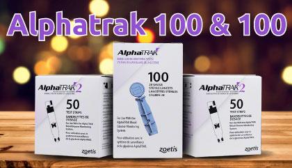AlphaTRAK Pet Diabetes Supplies