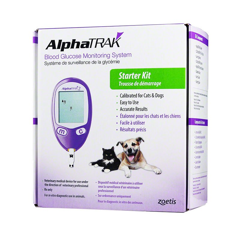 AlphaTRAK 2 Blood Glucose Monitoring Starter Kit