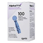 AlphaTRAK Blood Glucose Lancets Box of 100