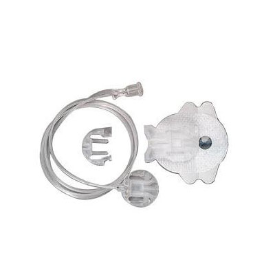 Animas Comfort Infusion Set 17mm Cannula 10 Sets 23