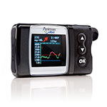 Animas Vibe Insulin Pump & CGM For Adults - Black
