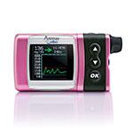 Animas Vibe Insulin Pump & CGM For Adults - Pink