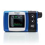 Animas Vibe Insulin Pump & CGM For Intermediate Pediatrics - Blue