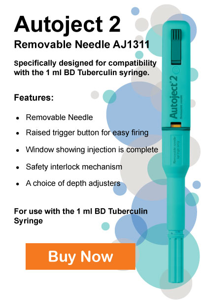Autoject 2 - Removable Needle