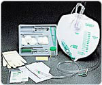 Bard Medical Infection Control Foley Tray w/Bag Without Catheter Each