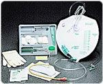 Bard Medical Bardex Lubricath Foley Cath Tray w/Bag Catheter 14 FR Each