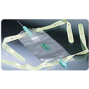 Bard Medical Bile Bag with T-Tube Adapter 2 Belts