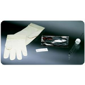 Bard Medical Female Catheter Kit 8 FR w/gloves Each